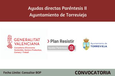 Ayudas Económicas Covid 19 - Ayuntamiento Torrevieja