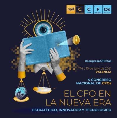 APD organiza el 4º Congreso Nacional de CFO's en la nueva Era: Estratégico, Innovador y Tecnológico.