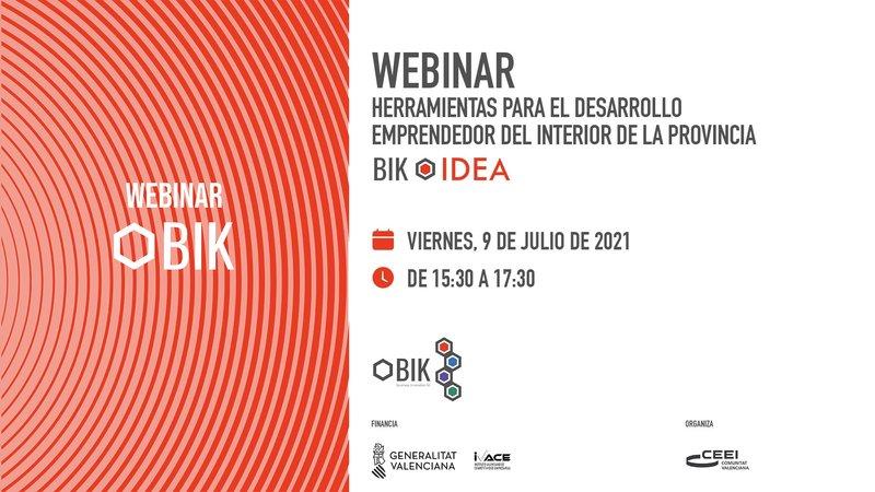 Recordatorio: Sesión de herramientas innovadoras para emprender en el interior de Castellón