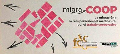 """IV Conversatorio virtual migraCOOP: """"Intercooperación en el medio rural"""""""