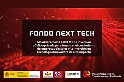 El Gobierno lanza el Fondo Next Tech con 2.000 millones de euros