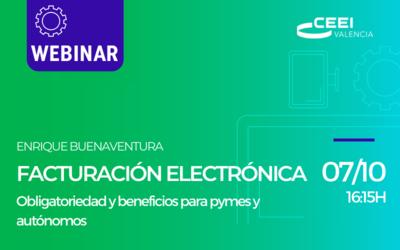 Webinar Factura Electrónica