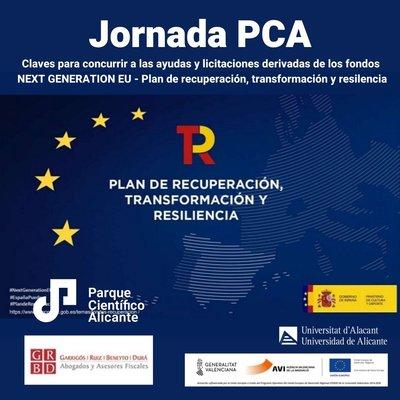 Jornada PCA Next Generation