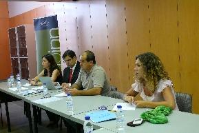Presentación de los proyectos empresariales del curso Creación de Empresas Innovadoras 2011