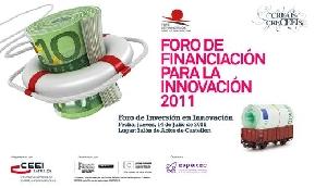 Programa Foro de Financiación para la innovación 2011