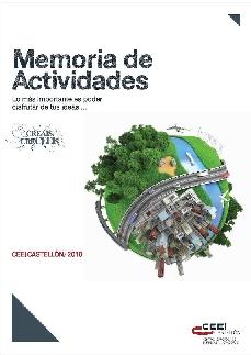 Portada Memoria 2010 CEEI CS