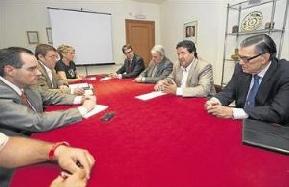 Reunión Diputación 21072011