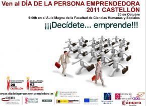 Programa Día de la Persona Emprendedora Castellón 2011