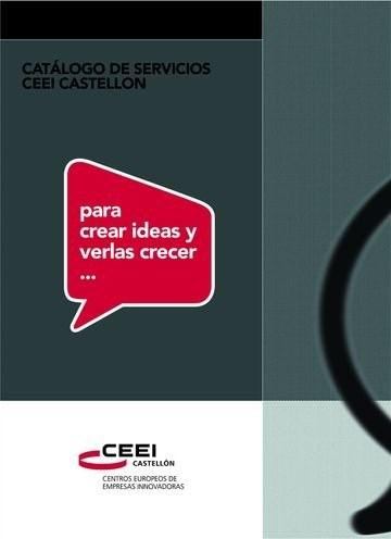 Catálogo de Servicios CEEI Castellón
