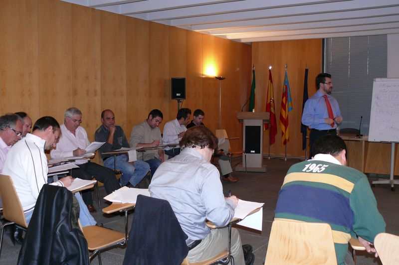 Actividad en CEEI Castellón