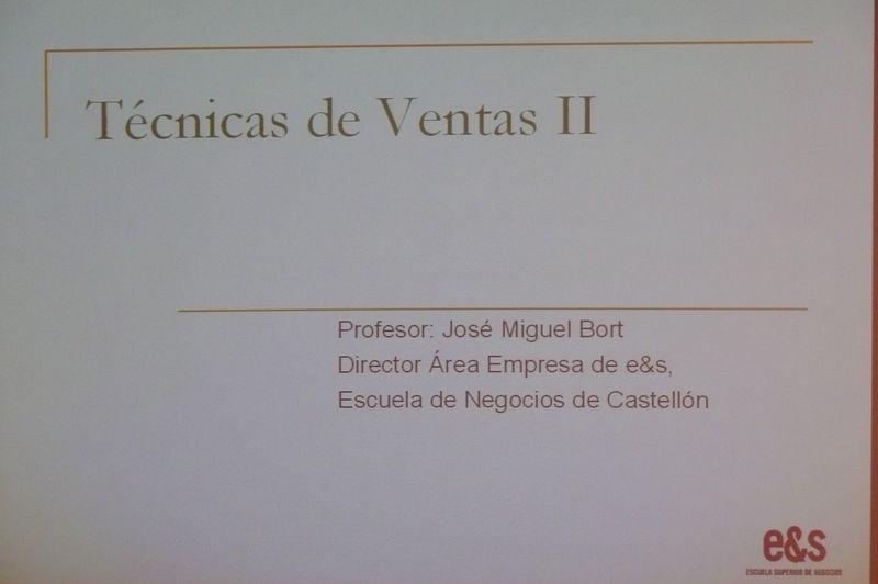 Sesión Técnicas de Ventas (WS3_4)