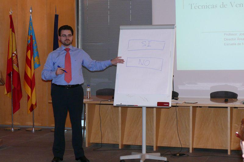 José Miguel Bort, Director Área de Empresa E&S (VS3_5)