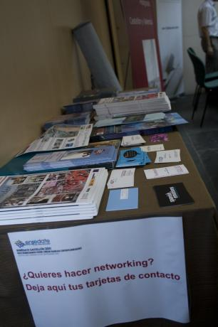 zona tarjetas networking