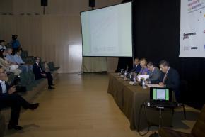 acto institucional Enrédate Castellón 2011