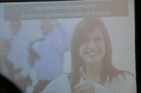 Cristina Vázquez Plenario Enrédate Castellón 2309 2011