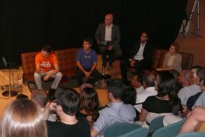 Empieza Plenario Enrédate Castellón 2011