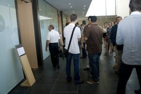 networking asistentes talleres enrédate Castellón 2011