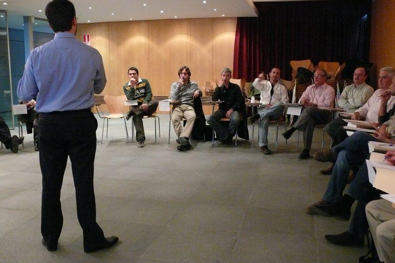 Sesión Técnicas de Ventas (VS3_10) en CEEI Castellón