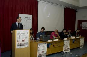 DPE Castellón 2011: Justo Vellón, director del CEEI Castellón