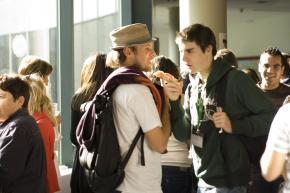 DPE Castellón 2011: Café Networking