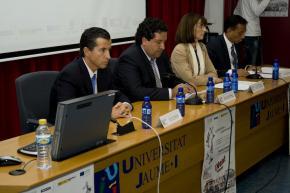 DPE Castellón 2011: Acto institucional: D. Diego Basco, presidente CEEI Castellón