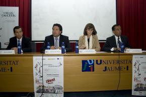 DPE Castellón 2011: Acto Institucional. D. Diego Basco, Presidente CEEI Castellón
