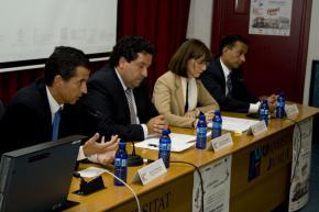 DPE Castellón 2011: Acto Institucional. D. Rafael Miró, Director General del IMPIVA