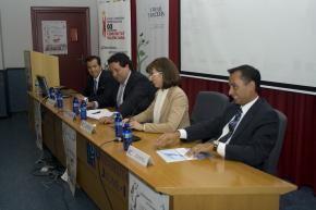 DPE Castellón 2011: Acto Institucional. Dña. Pilar García, Vicerrectora de estudiantes, empleo e innovación educativa de la UJI