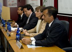 DPE Castellón 2011: Acto Institucional. D. Javier Moliner, Presidente Excmo. Dip de Castellón