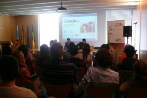 Jornada CEEI Castellón, Google+; la red social para ganar dinero