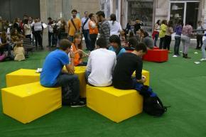 Participantes en los juegos