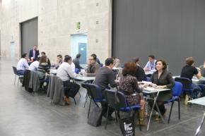 Participantes del Networking guiado