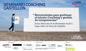 Ponentes seminario Coaching cv #