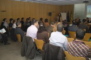 Introducción del taller. Edurne Zubiria