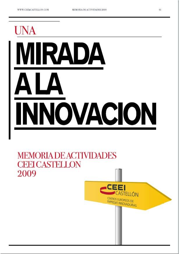 Memoria 2009 CEEI CASTELLON