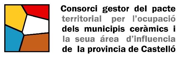 CONSORCIO GESTOR PACTO TERRITORIAL MUNICIPIOS CERÁMICOS