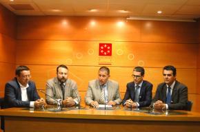 "CEEI Castellón con Diputación en la ""Red Provincial de Inversores Privados de Castellón"""
