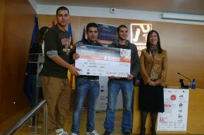 Proyecto Ecogym. Premios Monkey 2012. Emprende+