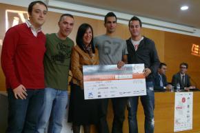 Proyecto Fent Camp. Premios Monkey 2012. Emprende+