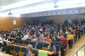 Público asistente. Premios Monkey 2012. Emprende+