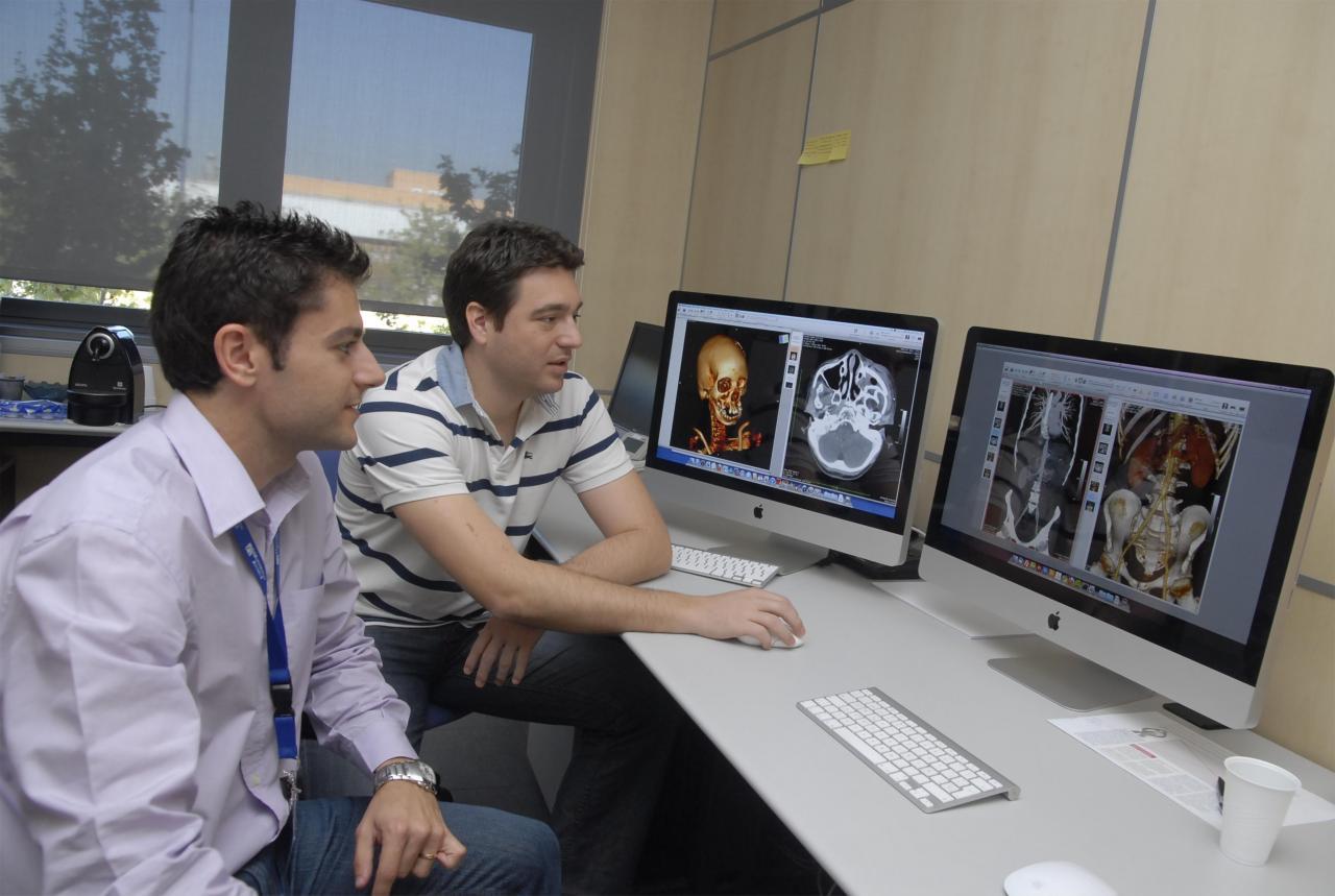 La revolución tecnológica ha llegado al sector de la salud