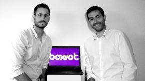 Vicente Solsona y Juanjo Traver, Boxvot