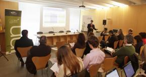 Jornada sobre deducciones fiscales. Salón de actos CEEI Castellón.