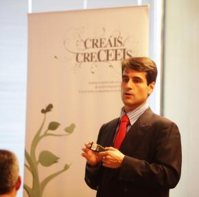 """José María Peláez. Jornada """" I+D+i=S : Patent Box y deducciones fiscales para empresas innovadoras """""""