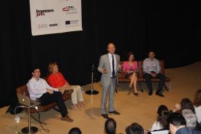 Enrédate Castellón 2012- Plenario