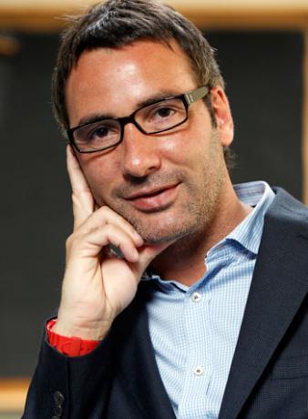 Xavier Verdaguer, actitud emprendedora