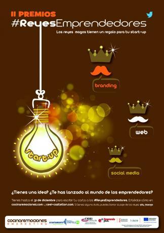 Bases #reyesEmprendedores 2013