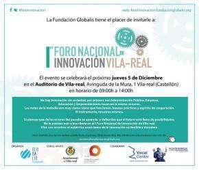Programa Foro Innovación 05122013