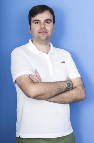 Daniel Segarra fundador de Opentix