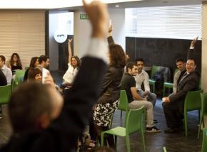 """Actividad de Networking : """"La Colmena"""""""